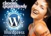 install wordpress onto your hosting account or server