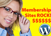 show You How To Setup A MEMBERSHIP Site With WordPress in Less Than 1 Hour