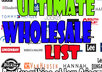 give you Usa Attorneys List and Usa Wholesalers List