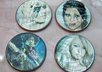 print your portrait on 4 shiny quarters