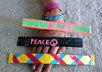 make TWO duct tape bracelets for you