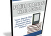 give you a course on How To Publish Ebooks To The Kindle Platform
