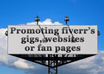 promote your gig, website or fan page to over 50000 people on my site and facebook/twitter accounts small1