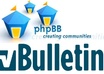 install phpBB or vBulletin and make any minor modification you want