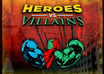 create a name/alter ego for your story's super hero/super villain characters