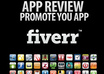 write an awesome Mac/iPhone/iPad/iPod App review in App Store