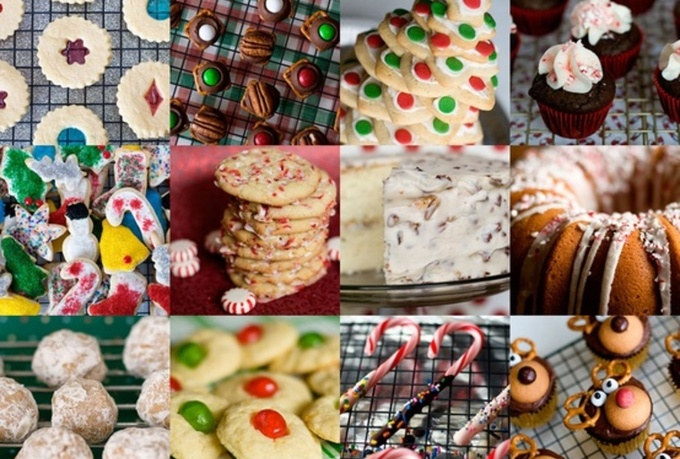 send you 50 unique Christmas Cookie recipes