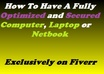 teach You Step By Step How To Have A Fully Optimized Computer Laptop Netbook and etc The Most Effective Ways For Having A Better Computer small1