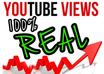 give you 1000 REAL youtube views and 25 likes with a natural pattern over a full week 140+ views a day