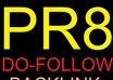 give you a PR8 dofollow sitewide backlink on an ACTUAL PR8 page ref ad8
