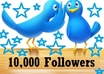 send You 15,000+ Real Looking Twitter FOLLOWERS within 24 Hour small1