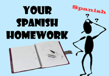 Do my spanish homework