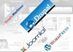 host and set up your Wordpress Blog / Joomla / Drupal / SMF forum site