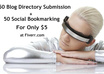 maNuAlLy Promote Your BLOG to Top 50 Effective Blog Directory Sites + 50 High Pr Social Bookmarking Sites small1