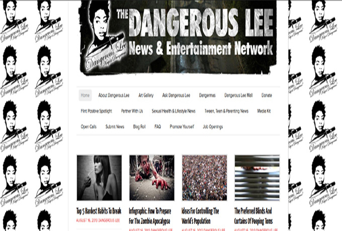 feature your banner on my PR3 News and Entertainment Network