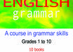 provide you instant PDF download of illustrated grammar books all levels from 1 to 10